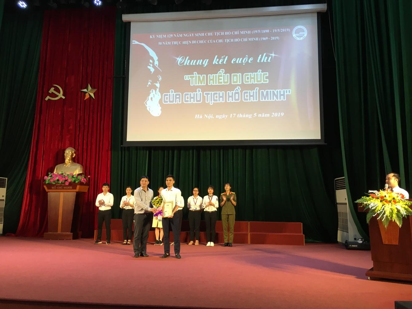 """HỘI THẢO KHOA HỌC """"Di chúc của chủ tịch Hồ Chí Minh – Những giá trị thời đại"""""""